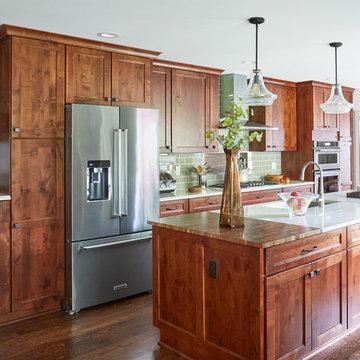 Solar Heights Kitchen