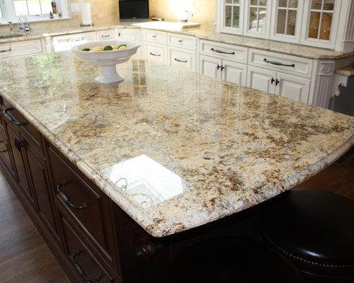 Granite Kitchen Countertop Home Design Ideas, Pictures, Remodel and Decor