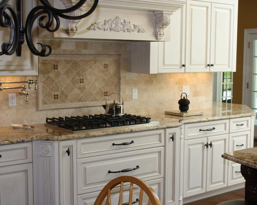 Best Granite Kitchen Countertop Design Ideas & Remodel Pictures