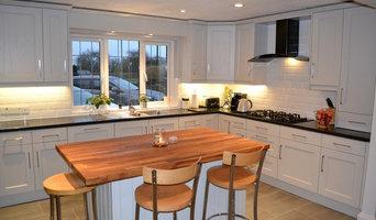 Solid ASH shaker 45 F&B Grey - Kitchen Replacment Doors