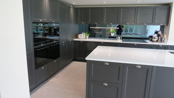 Solid Oak Bolero Kitchen