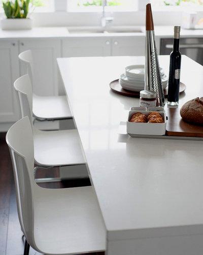 Moderno Cocina by Portico Design Group