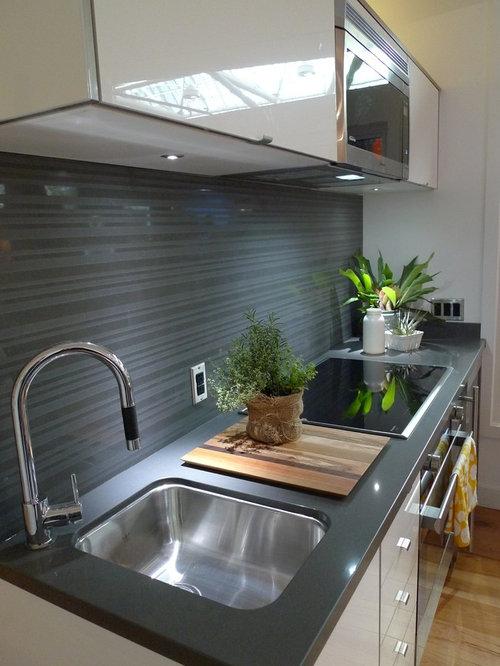 Fiberglass Backsplash Home Design Ideas, Pictures, Remodel and Decor
