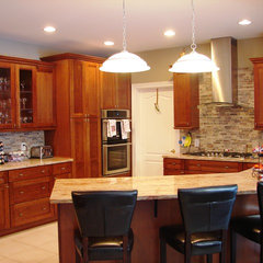 traditional kitchen by Lonny @ Kitchen and Bath, Etc.