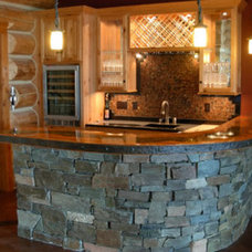 Traditional Kitchen by 3D Visual Studios