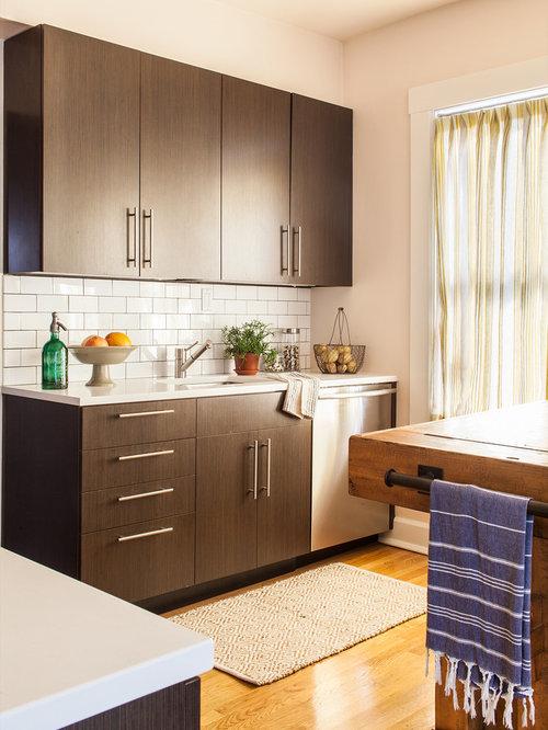 kitchen towel bar | houzz