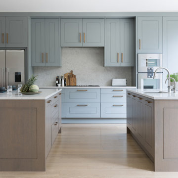 Sonata kitchen by Mowlem & Co