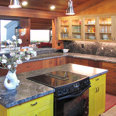 Contemporary Kitchen by Irene Turner: Real Estate Sonoma Style™