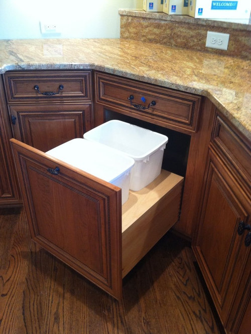 kitchen cabinet curtains trash can ideas pictures remodel and decor 2446