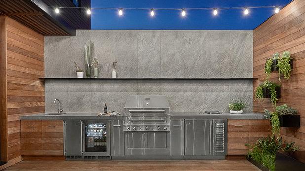 Contemporary Kitchen by dSPACE Studio Ltd, AIA