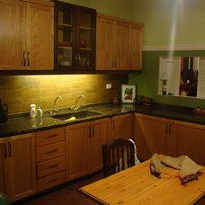 Contemporary Kitchen soos