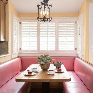 Santa Monica Sanctuary Kitchen Dining Area + Family Room