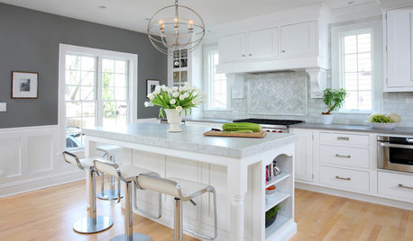 Kitchen Backsplashes on Houzz: Tips From the Experts
