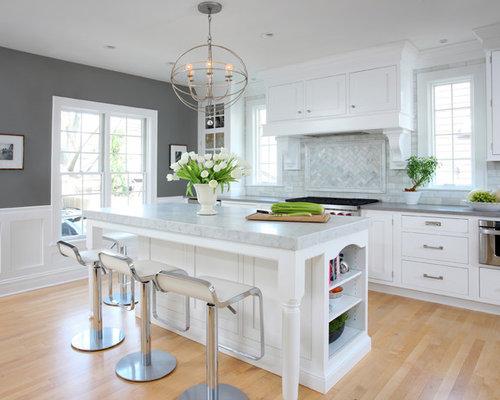 Kitchen Backsplash Gallery Houzz