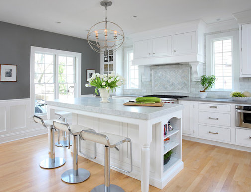 kitchen backsplashes on houzz tips from the experts. Black Bedroom Furniture Sets. Home Design Ideas