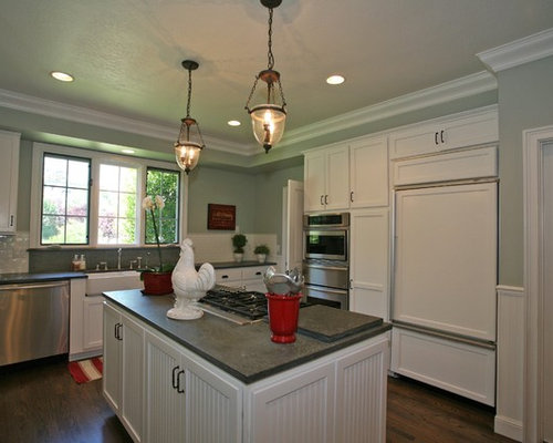 Bulkhead Crown Home Design Ideas, Pictures, Remodel and Decor