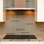 Contemporary Clean Warm Kitchen Contemporary Kitchen