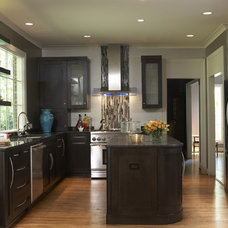Contemporary Kitchen by Structures, Inc.