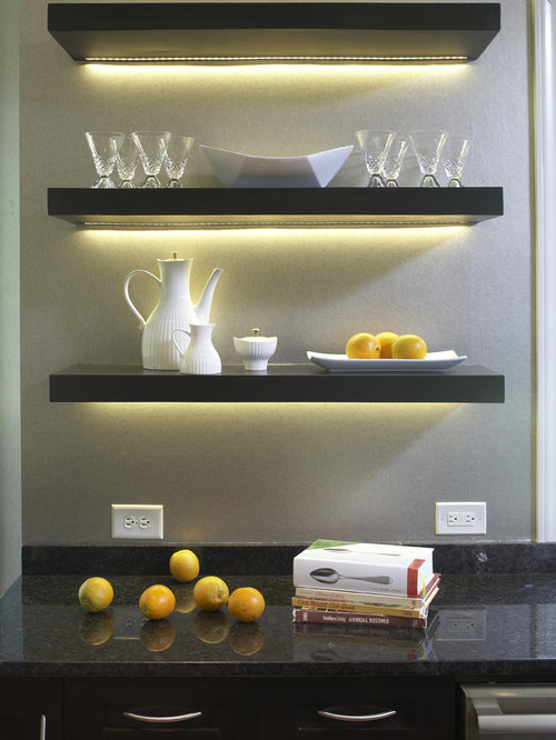 Under Shelf Lighting Design Ideas & Remodel Pictures | Houzz