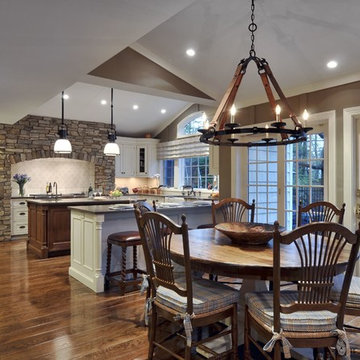 Sophisticated Country Kitchen