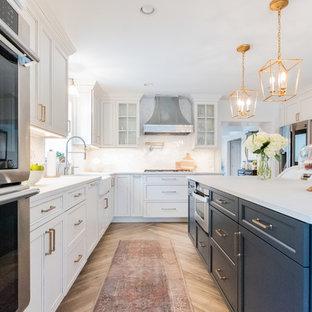 Ideas para cocinas | Fotos de cocinas comedor con ...