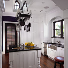 Eclectic Kitchen by Pinto Designs and Associates