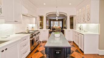 Sophisticated Kitchen, Galaxy Granite & Marble, Inc.