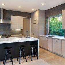Modern Kitchen by James Witt Homes