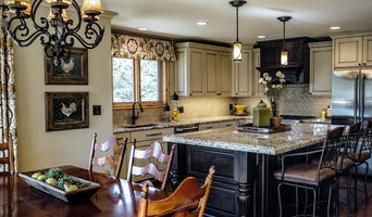 Sophisticated Mountain Kitchen