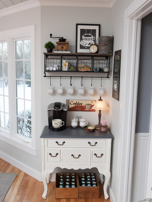 Coffee Corner Ideas, Pictures, Remodel and Decor