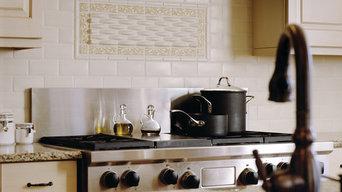 Sopwith Kitchen Backsplash