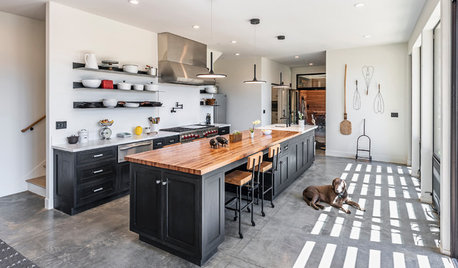 Your Guide to an Industrial-Style Kitchen