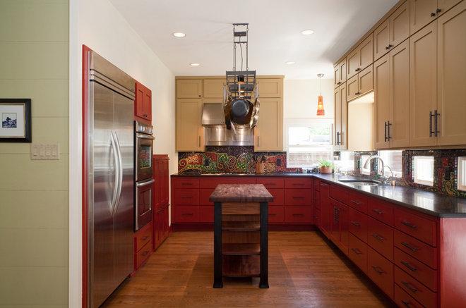 Contemporary Kitchen by Cravotta Interiors