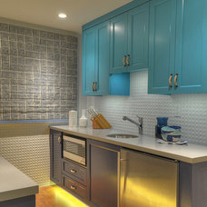 Contemporary Kitchen by Weller Photography