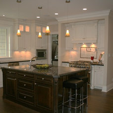 Traditional Kitchen by Quality Cabinet MFG Ltd