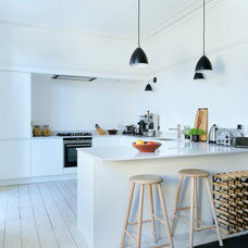 Contemporary Kitchen by Brown + Brown Architects