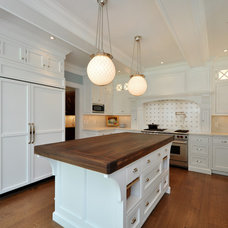 Traditional Kitchen by J Kennedy Design