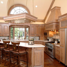 Traditional Kitchen by Cornelius Homes, Inc.