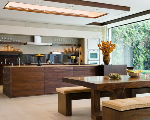 Modern Asian Kitchens Home Design Ideas Pictures Remodel