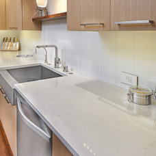 Transitional Kitchen by Nar Fine Carpentry, Inc./Design.Build.Cabinetry