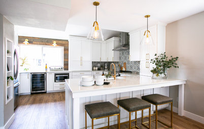 Kitchen of the Week: Zones Work Best for This Busy Family