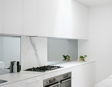 South Melbourne Home - Kitchen + Ensuite
