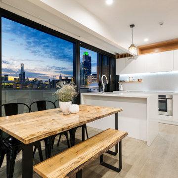 South Melbourne Penthouse alteration