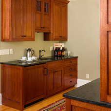 Craftsman Kitchen by Anchor Builders