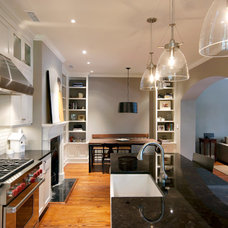 Traditional Kitchen by Gochnauer Construction