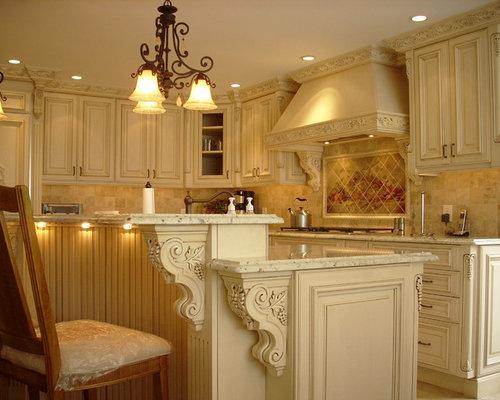 Grape Backsplash Home Design Ideas, Pictures, Remodel and Decor