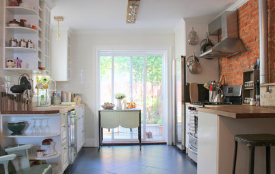 My Houzz: DIY Efforts Transform a South Philly Row House