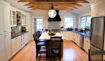 South Salem Farmhouse Chic Kitchen