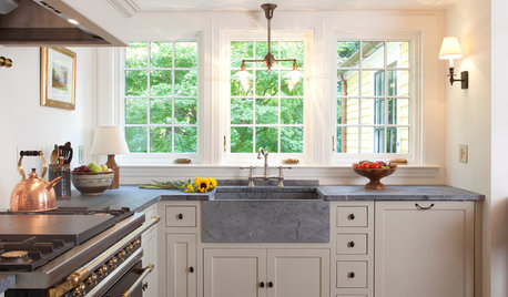 10 Top Backsplashes to Pair With Soapstone Countertops