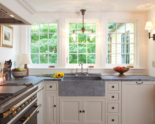 Lighting over kitchen sink ideas pictures remodel and decor for Light above kitchen sink